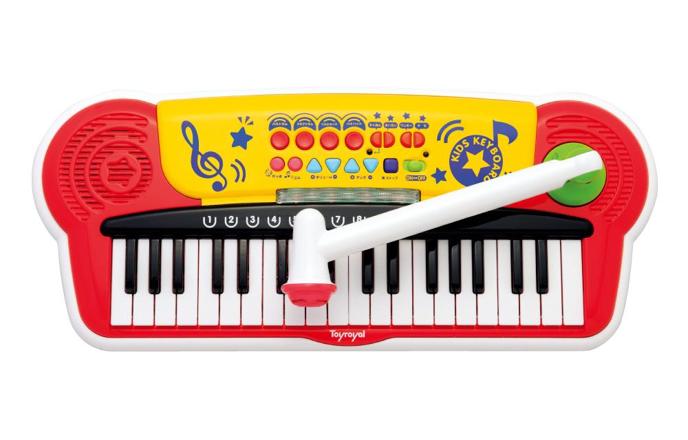 9. 37鍵盤、4和音機能