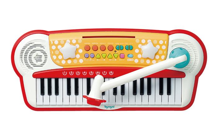 2. 37鍵盤、4和音機能